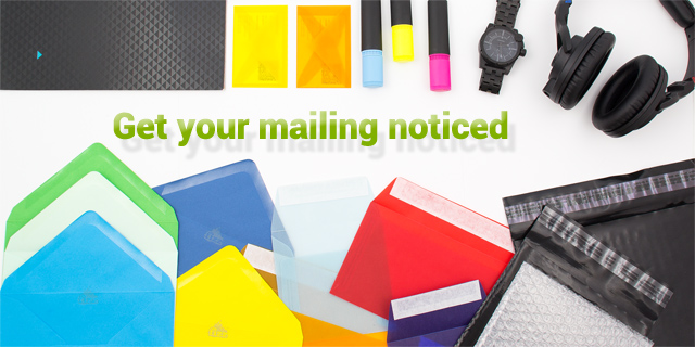 Get your mailing noticed