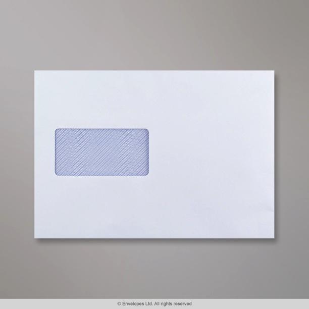 162x229 mm c5 enveloppe blanche 439 enveloppes france for Enveloppe a fenetre