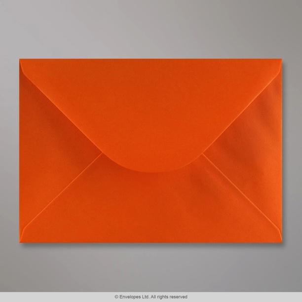 162x229 mm  c5  orange envelope