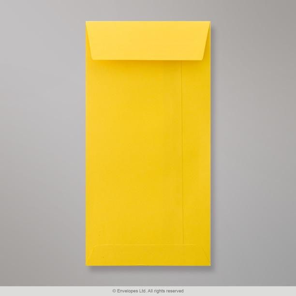 220x110 Mm Dl Dark Yellow Pocket Envelope Dydlpps