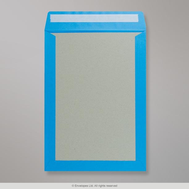 324x229 mm c4 enveloppe kingfisher bleue dos cartonn hb324kb enveloppes france. Black Bedroom Furniture Sets. Home Design Ideas