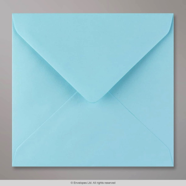 155x155 mm enveloppe bleue p le p15155 enveloppes france. Black Bedroom Furniture Sets. Home Design Ideas