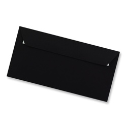 Clariana Black Envelopes