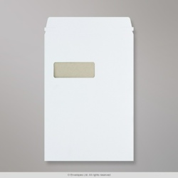 324x229 mm (C4) White All Board Envelope