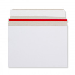 114x162 mm (C6) White All Board Envelope