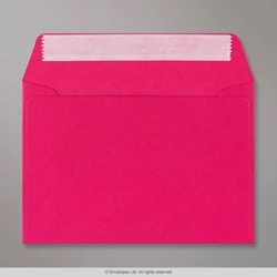 114x162 mm (C6) Fuschia Pink Envelope