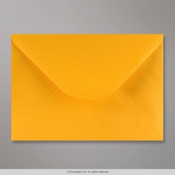 162x229 mm (C5) Golden Yellow Envelope