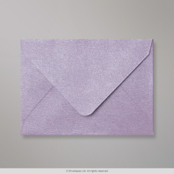 Lilac Textured Envelopes