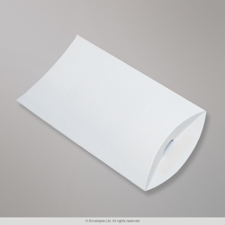 458x324+30 mm (C3) White Corrugated Pillow Box