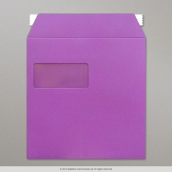 220x220 mm Purple Post Marque Envelope