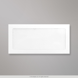 110x220 mm (DL) Full View Window Envelope