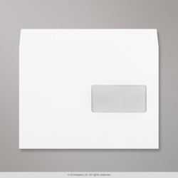 162x229 mm (C5) White Envelope