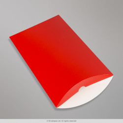270x229 mm Red Pillow Box