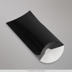 113x81+35 mm (C7) Zwarte pillowbox