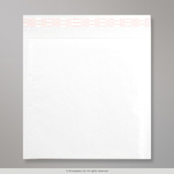 230x230 mm White Bubble Bag