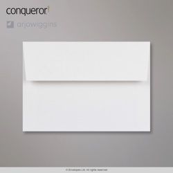 114x162 mm (C6) Brilliant White Conqueror Envelope