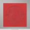126x126 mm Donkerrood CD Envelop