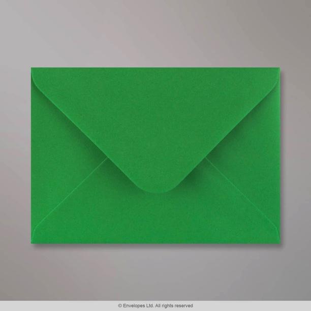 133x185 mm christmas green envelope