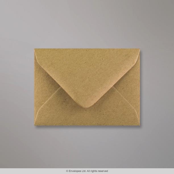 70x100 mm busta in carta riciclata marrone b0270100 for Finestra 70x100