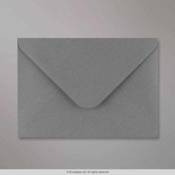 133x184 mm dark grey envelope