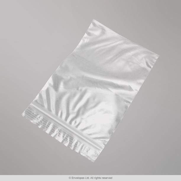 Bolsa de pl stico transparente con cierre zip de 75x55 mm - Bolsas de plastico con cierre ...