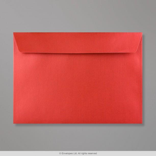 162x229 mm c5 enveloppes perl es rouges cardinal pm40 for Fenetre a cardinal