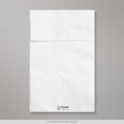 250x176x38 mm White Gusset Envelope