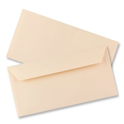 Clariana Cream Envelopes