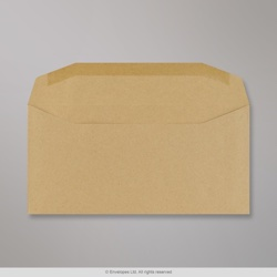 110x220 mm (DL) Manilla Envelope