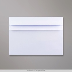162x229 mm (C5) White Envelope, White, Self Seal