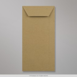 220x110 mm (DL) Manilla Envelope, Manilla, Peel and Seal