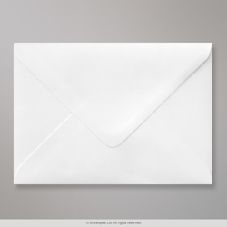 133x184 mm White Envelope