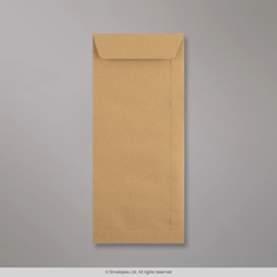 305x127 mm Manilla Envelope, Manilla, Peel and Seal