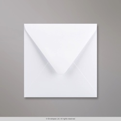 120x120 mm White Envelope