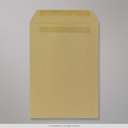 229x162 mm (C5) Manilla Envelope, Manilla, Self Seal