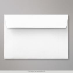 99x143 mm White Envelope