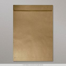 406x305 mm Manilla Envelope, Manilla, Peel and Seal