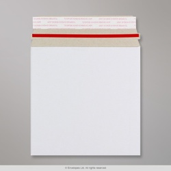 164x164 mm White All Board Envelope