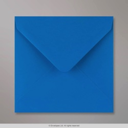 140x140 mm Kingfisher Blue Envelope