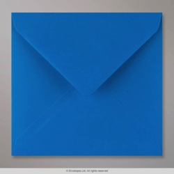 155x155 mm Kingfisher Blue Envelope