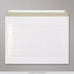 266x353 mm Courier unprinted envelope with bulking creases and document wallet