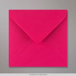 140x140 mm Fuschia Pink Envelope