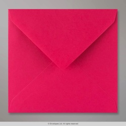 155x155 mm Fuschia Pink Envelope