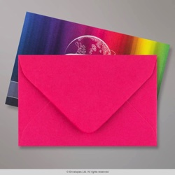 62x94 mm Fuschia Pink Envelope