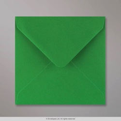 140x140 mm Christmas Green Envelope