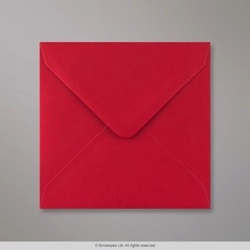 130x130 mm Scarlet Red Envelope