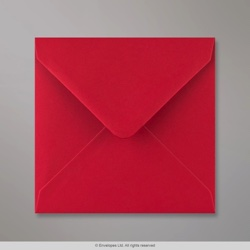 140x140 mm Scarlet Red Envelope