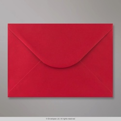 162x229 mm (C5) Scarlet Red Envelope, Scarlet Red, Gummed