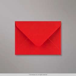 82x113 mm (C7) Poppy Red Envelope