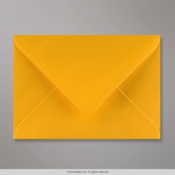 114x162 mm (C6) Golden Yellow Envelope, Golden Yellow, Gummed